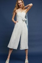 New Anthropologie Lenny Silk Jumpsuit by Greylin Retail $198 Small - $57.42