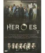 DVD--Heroes - Season 1 (DVD, 2007, 7-Disc Set) - $9.99