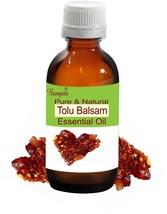 Bangota Tolu Balsam Myroxylon balsamum Pure Natural Essential Oil 50ml - $24.42