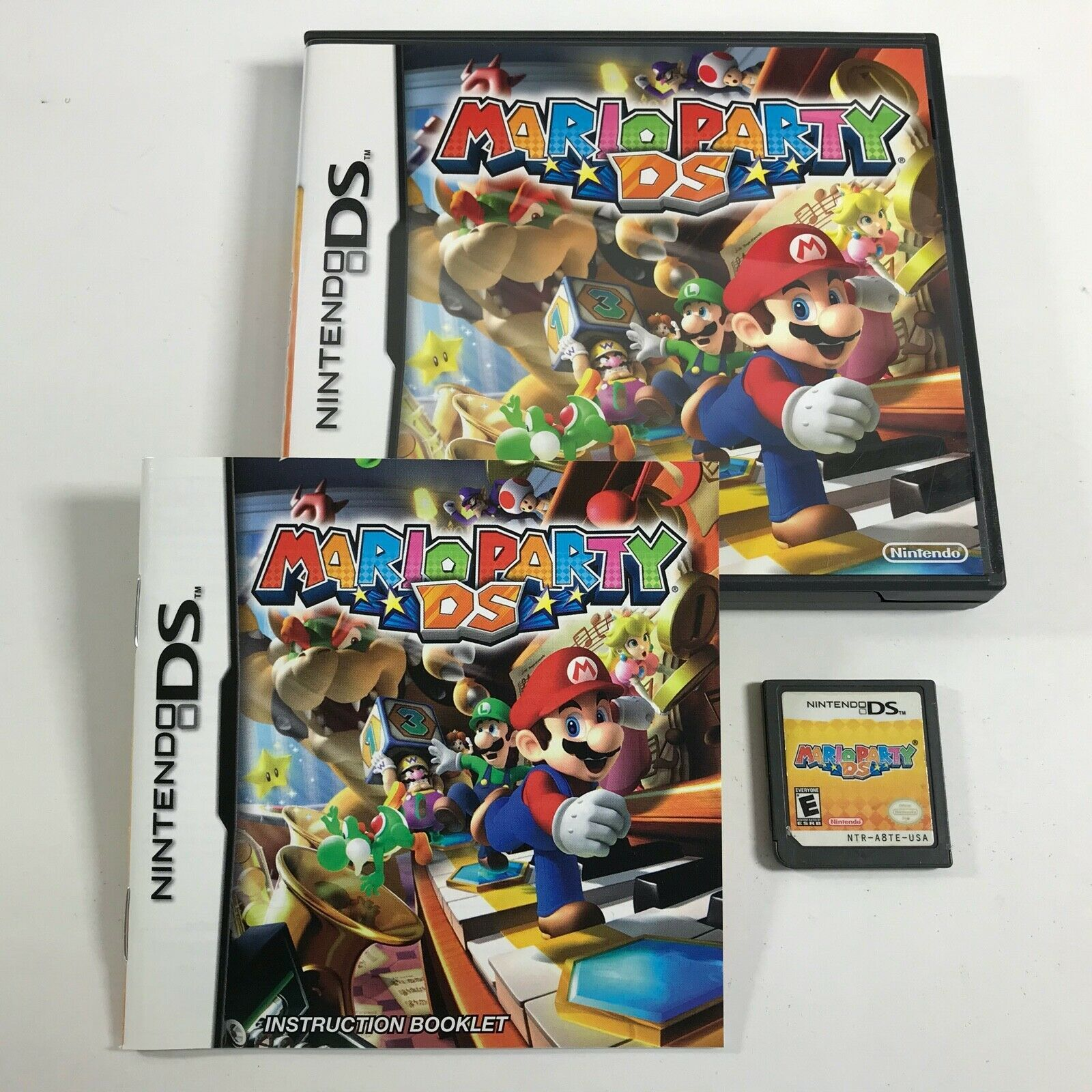 Primary image for Mario Party (Nintendo DS, 2007) COMPLETE Tested & Working