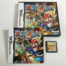 Mario Party (Nintendo DS, 2007) COMPLETE Tested & Working - $14.83