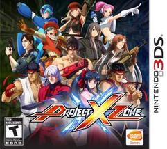 Project X Zone - Nintendo 3DS [video game] - $13.38