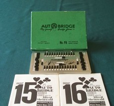 Autobridge Alfred Sheinwold Editor 1957 Complete. - $8.75