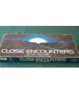 Close Encounters Of The Third Kind Board Game 1977 Complete - $11.50