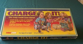 Charge It !  By Talicor 1996  NIB Sealed - $12.00