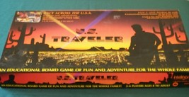 Educational U.S. Traveler Intelligame 1980 Complete VGC - $11.00