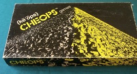 Cheops games by Cydot Products 1977 Complete VGC - $9.75
