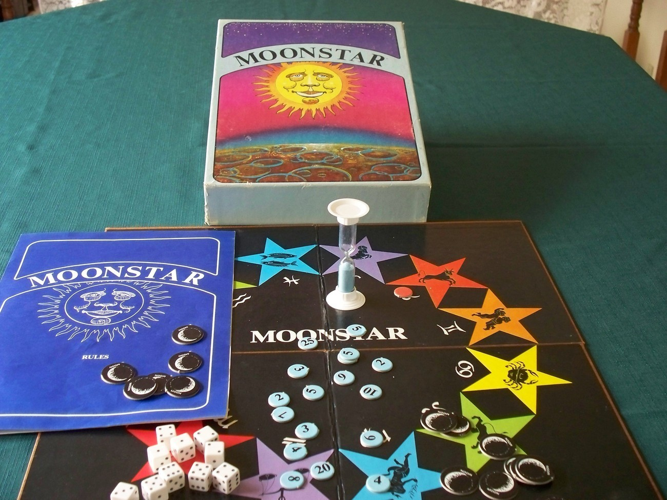 Primary image for Moonstar  Avalon Hill 1981  Complete Contents VGC