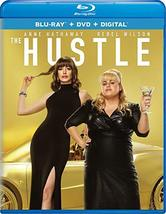 The Hustle [Blu-ray + DVD + Digital]