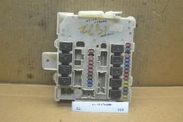 04-06 Nissan Xterra Armada Fuse Box Junction Oem 284B07S002 Module 52-7D8 - $84.99