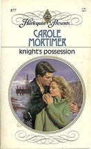 Knight's Possession Carole Mortimer