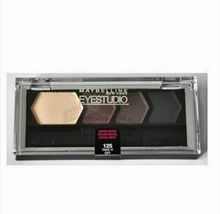 Maybelline Eye Shadow Quad, Take It off, Eye Studio, smoky neutral full ... - $8.99