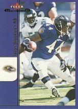 2002 Fleer Maximum #91 Jason Brookins  - $0.50