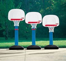 Exciting, younger Age, 1/2 to 5 years Basketball - 3 goals - $45.99