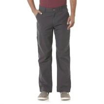 Outdoor Life Men's Traveler Pants 34 x 29 Asphalt NEW - $19.78