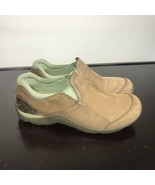TEVA SHOES, Sz 8.5 Ortholite, Waterproof Leather Brown Suede, Women's, #... - $21.78