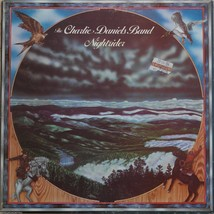 The Charlie Daniels Band Nightrider 1975 Vinyl LP Epic Records PE 34402 - $17.37