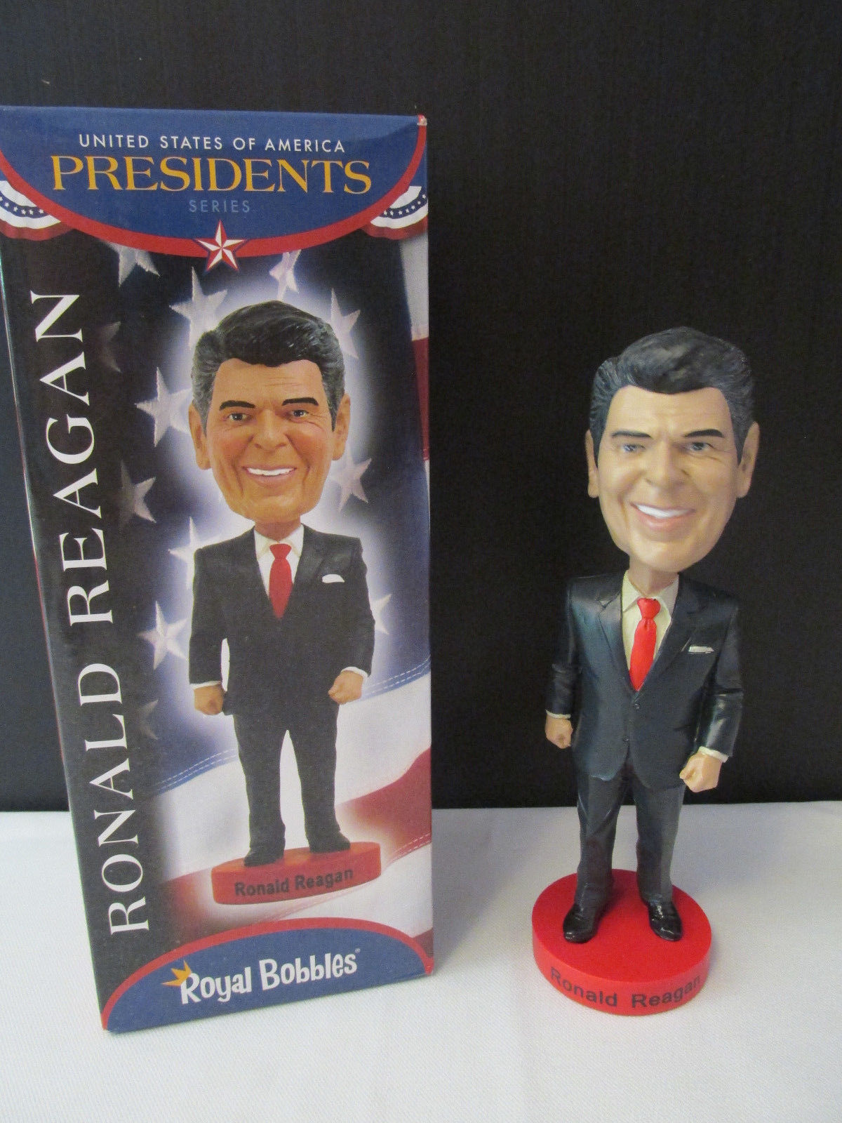 Ronald Reagan Bobblehead (Royal Bobbles)