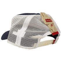 Levi's Men's Classic Adjustable Snapback Trucker Baseball Hat Cap image 7