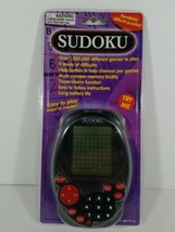 Sudoku Handheld Electronic Game By PMS - New & Sealed - $14.84