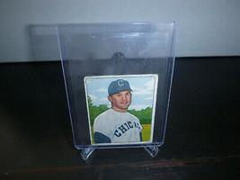 1950 Bowman Gum Baseball Card #127 Dave Philley Trading Card Good Condition - $8.90