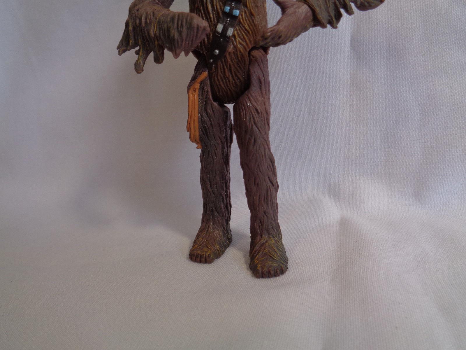 2001 Hasbro Star Wars Chewbacca Action Figure image 3