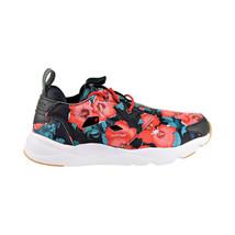 Reebok Furylite FG Women's Shoes Black-Scarlet-White BD1099 - $64.95