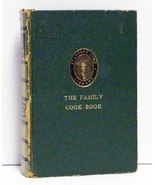 THE FAMILY COOKBOOK - Standard Home Library - 1962 HC - $9.99