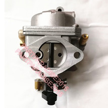 6BX-14301-10 11 00 Carburetor Carb Assy fit Yamaha Outboard Engine F6 6HP 4 str - $70.13