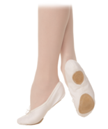 Grishko Ultimate # 4 Adult Size 5B Pink Canvas Split Sole Ballet Slipper  - $16.82