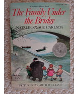 The Family Under the Bridge by Natalie Savage Carlson (#1484) - £5.61 GBP