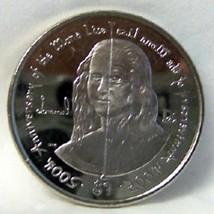 BVI 500th ANNIVERSARY MONA LISA 2006 $1 CUNI COIN UNC - $22.24