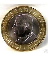 POPE JOHN PAUL II VATICAN 98 BIMETALLIC 1000 L COIN UNC - $29.02