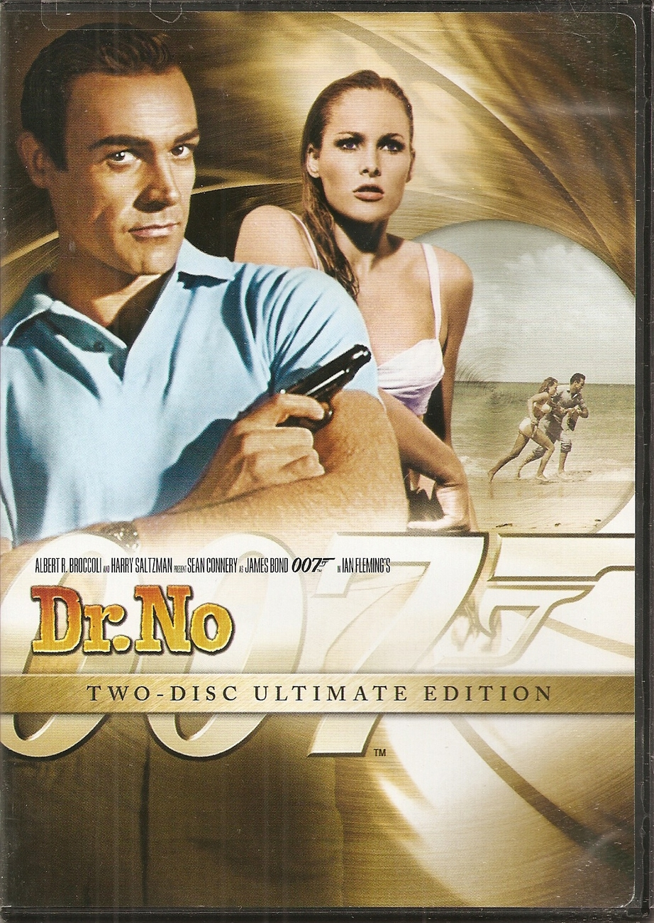 Primary image for DVD--Dr. No [1962] [WS] [Ultimate Edition]