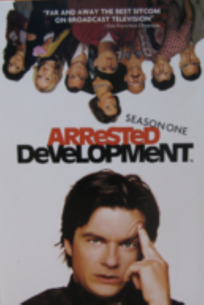Arrested Development: Season 1 Dvd