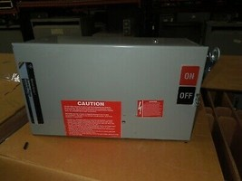 GE SB463RGJPZGG04 100A 3ph 4W Ground 600V J Class Fuse Spectra Gasketed ... - $1,500.00