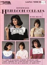 Heirloom Collars Leisure Arts Leaflet 1058 11 Projects - $2.50