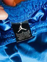 NIKE SHORTS Jordan Blue Athletic Basketball Shorts Boys 10-12 image 4