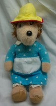 "Knickerbocker Vintage 1977 Berenstain Bears Mama Bear 15"" Plush Stuffed Animal - $19.80"