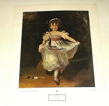 THOMAS LAWRENCE MISS MURRAY LITHOGRAPH PRINT 14 X 19 INCHES PLATE SIGNED - $39.99
