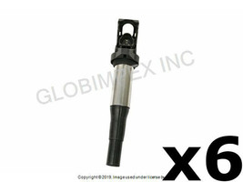 BMW MINI (2001-2016) Ignition Coil with Spark Plug Connector (6) BREMI  - $178.85