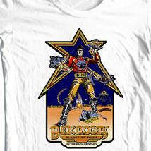 Buck Rogers Planet of Zoom t-shirt vintage retro arcade video game free shipping image 2