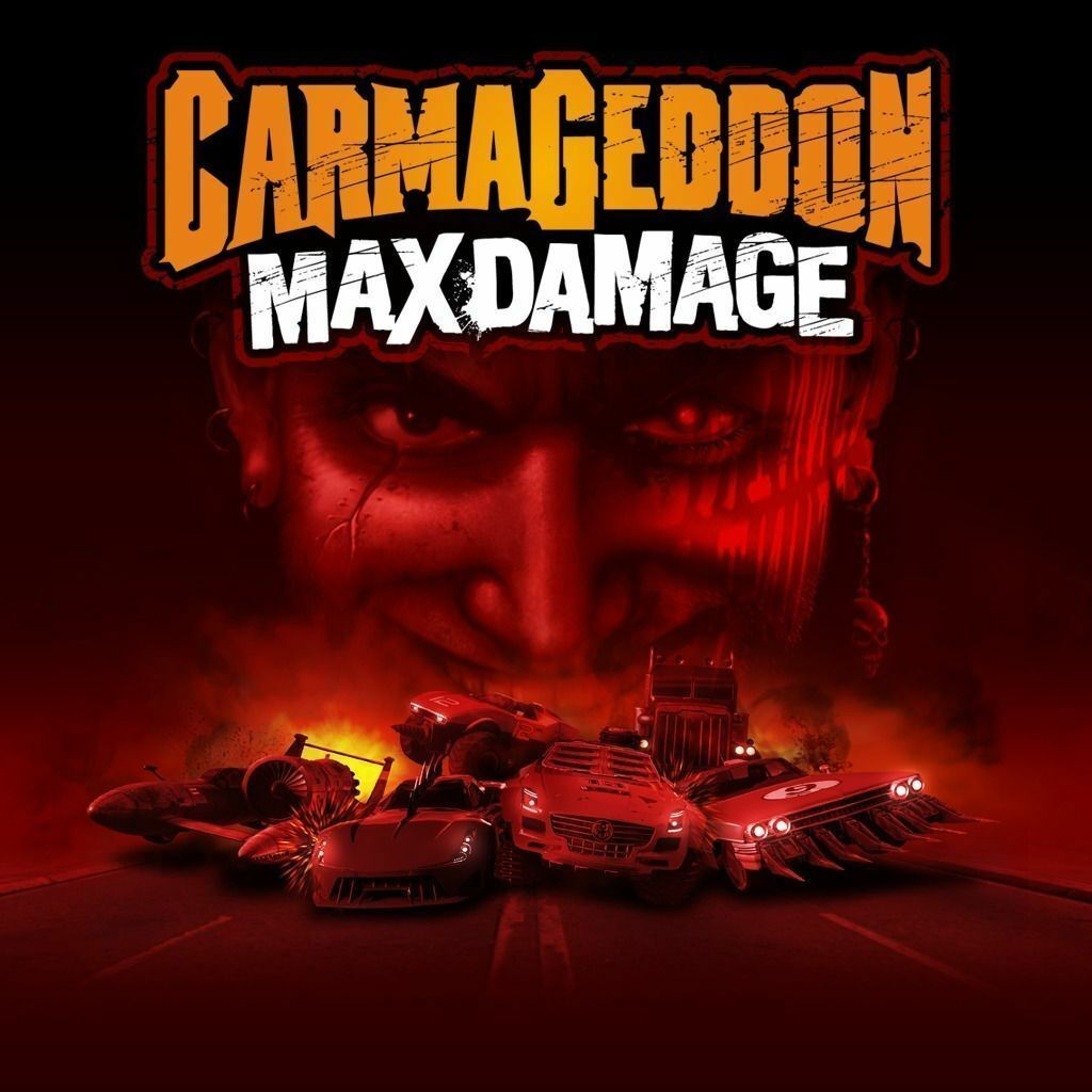 Primary image for Carmageddon Max Damage PC Steam Key NEW Download Fast Region Free