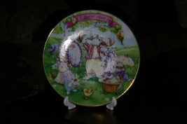 All Dressed Up - Avon Easter Plate with Stand 1994 - $4.99