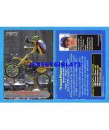 Travis Pastrana 2001 SI For Kids Motocross Biker Rookie Card #41 - $18.00