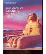 SCENIC: THE ANCIENT WONDERS OF EGYPT, JORDAN, ISRAEL & OMAN 2020/2021 /I... - $14.85