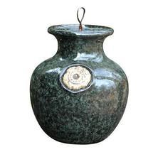 Down Under Pot - Large Glazed Green Marble - €39,74 EUR