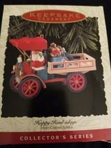 HALLMARK Keepsake Ornament HAPPY HAULIDAYS 1993 #15 In Series - $10.88