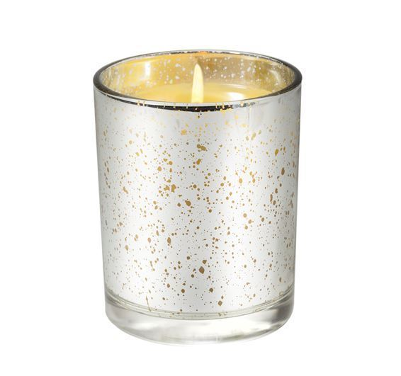 Aromatique Sorbet Scented Metallic Candle in Glass 12.5 oz.(354g)