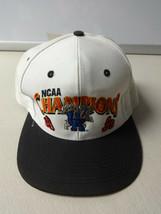 NCAA Kentucky Wildcats 1996 Mens Basketball Champs Snapback Cap Adult OSFA NWT 1 - $21.88